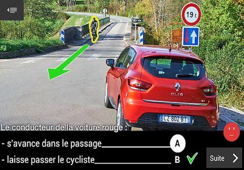 Code de la route PermisEcole 2015 Android