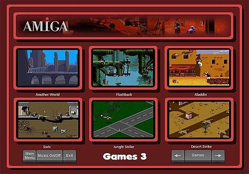 Download Amiga Arcade Launcher 1 0 for Windows | Freeware