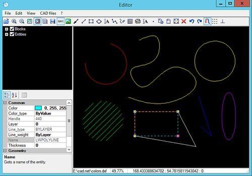 2D / 3D CAD Import .NET: DWG, DXF, PLT