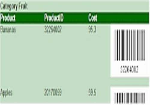 Download Oracle Reports Native Barcode Generator for Windows