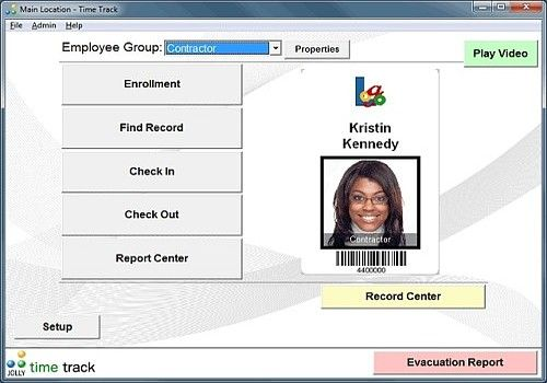 Time Track Employee Time Tracking