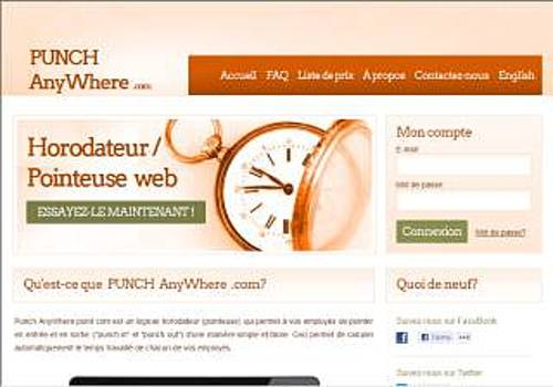 PunchAnyWhere pour Linux