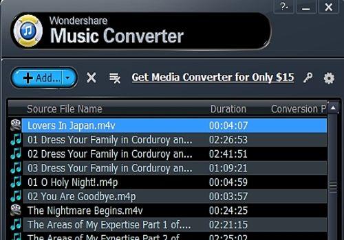 Wondershare Music Converter