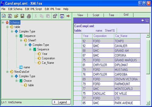 XMLFox Advance XML Editor