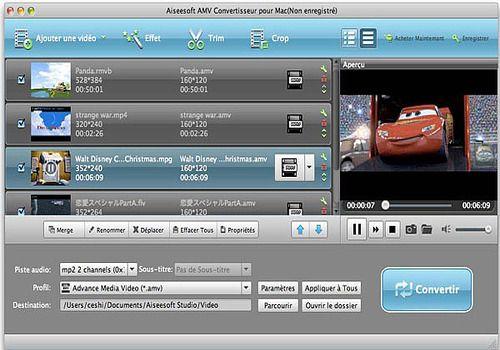 Aiseesoft iPad Convertisseur Suite pour Mac
