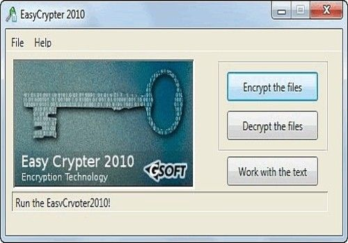 Easy Crypter 2010