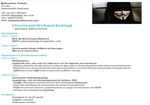 Download Cv étudiant For Windows Freeware