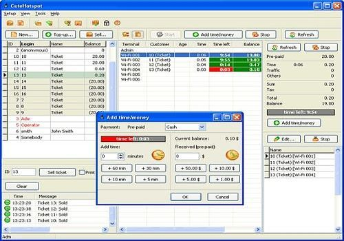 Download CuteHotspot  WiFi hotspot software 40 130719 for