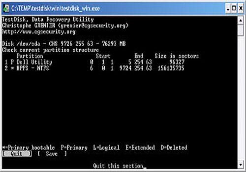 Download TestDisk - Photorec for Mac | Freeware