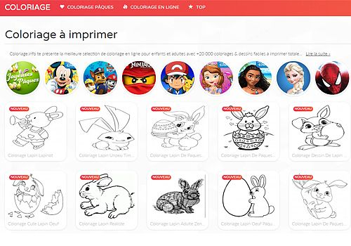 Download Coloriage Info 3 For Windows Freeware