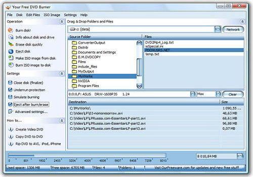 Download Your Free DVD Burner for Windows   Freeware