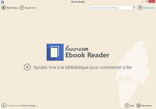 Download Icecream Ebook Reader 5 19 5 19 for Windows   Shareware