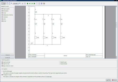 Télécharger Qelectrotech 070bêta Pour Windows Logiciel Libre