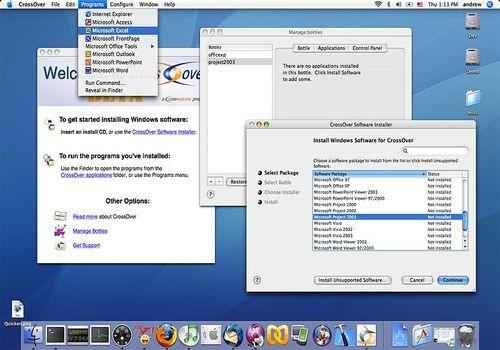 Download CrossOver Mac 15 3 1   Shareware