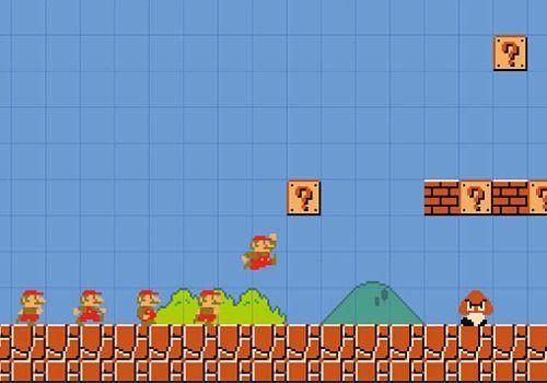 Super Mario Maker Booklet