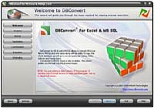 DBConvert for Excel & MS SQL