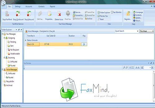Faxmind Server