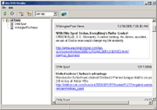 Download Briz RSS Reader for Windows   Shareware