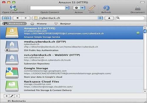 Cyberduck Mac