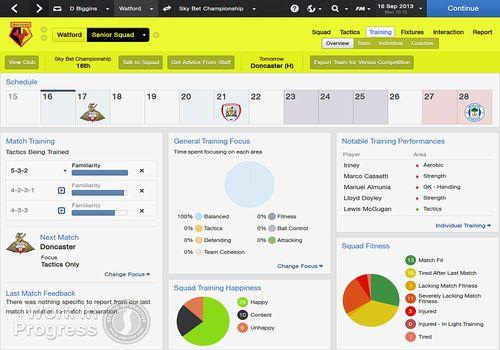 Football Manager 2014 für Linux
