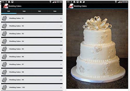 gâteaux de mariage Idées Android