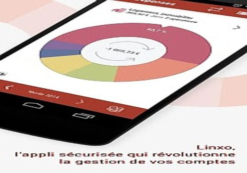 Linxo - mon budget, ma banque android