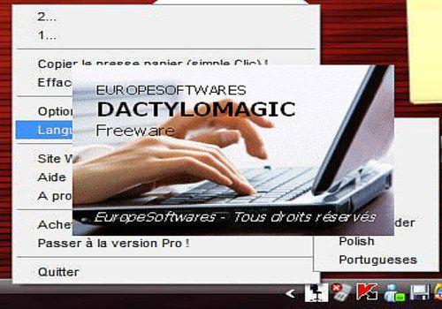 DactyloMagic pour Mac