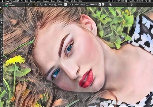 Corel Painter 2019 Mac