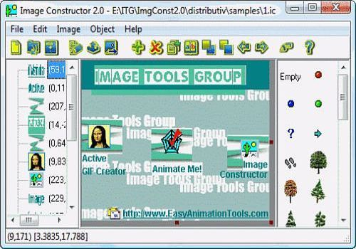 Image Constructor