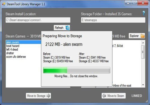 Download Steam Library Manager 1 5 1 4 for Windows | Freeware
