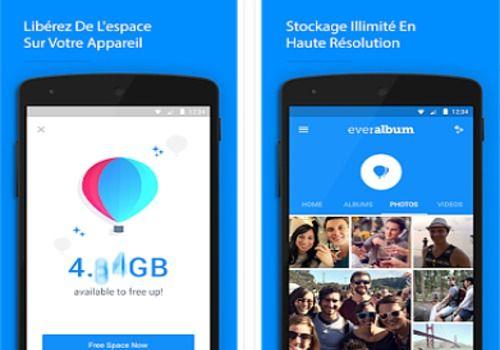 Everalbum Android