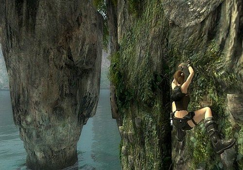 Tomb Raider : Underworld - Mac