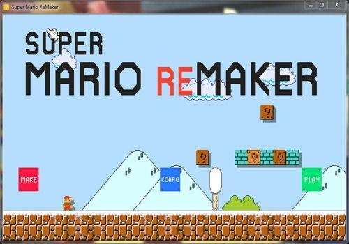 Super Mario ReMaker Demo