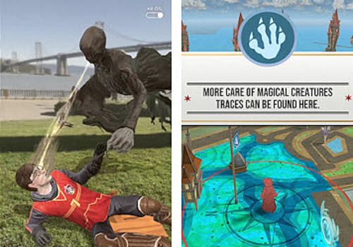 Harry Potter : Wizards Unite Android