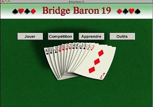 Bridge Baron Mac (Français)