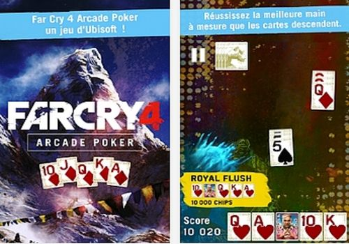 Far Cry 4 Arcade Poker Android