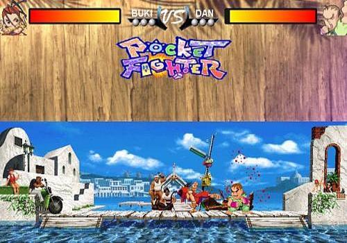 Pocket Fighters 3 : BUKI versus DAN