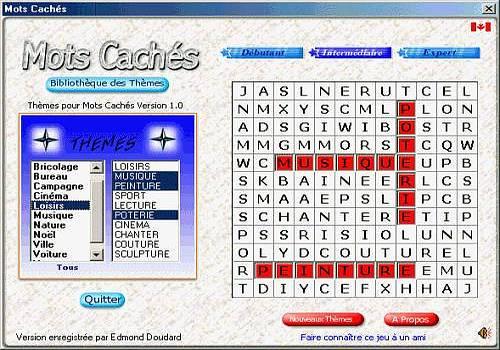 telecharger jeux gratuit de mots croisés
