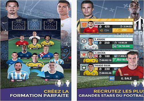 Fantasy Manager Football 2016 iOS