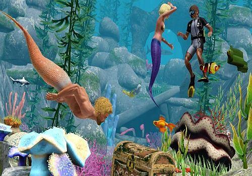 Les Sims 3 : Ile de rêve pour Mac