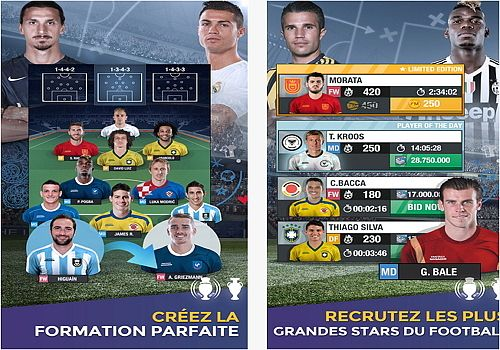 Fantasy Manager Football 2016 Android