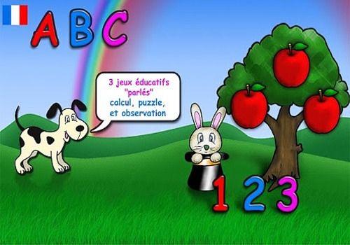 Jeux éducatifs 3 free