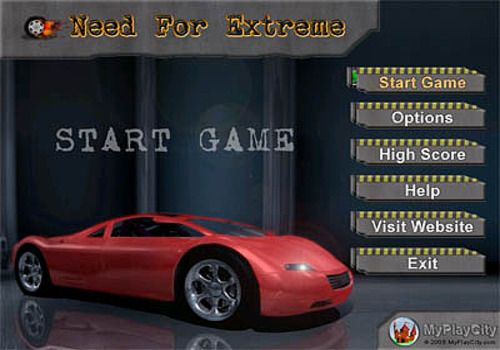 Need For Extreme