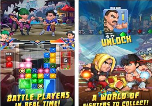 Puzzle Fighter Android