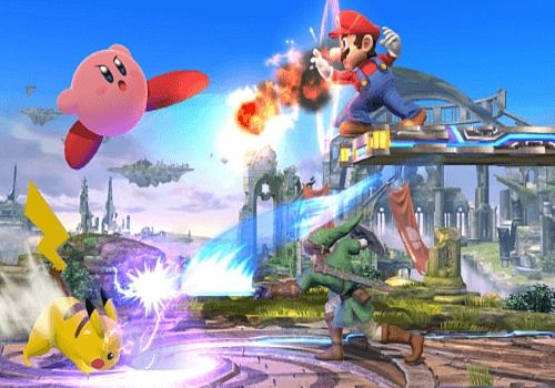 Smash Bros Android
