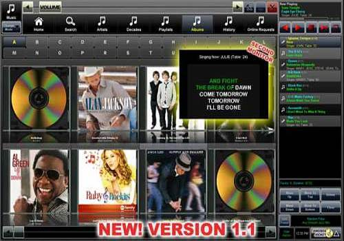 Download Jukebox Jockey Media Player Home for Windows | Demo