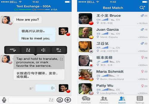 Download Hello Talk iOS   App Store