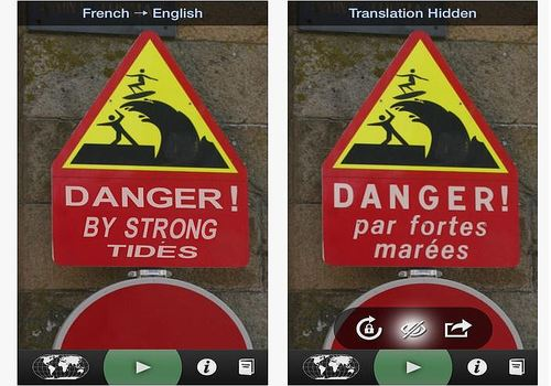 Word Lens Android