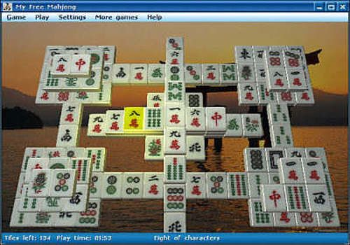 Download My Free Mahjong for Windows | Freeware