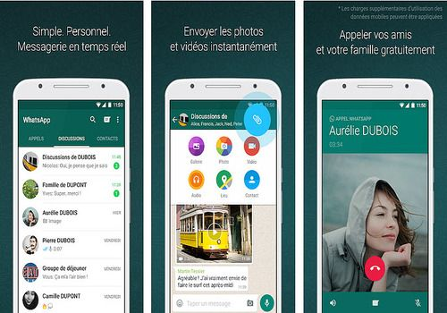 Download WhatsApp Android 2 19 134 v8a | Google Play